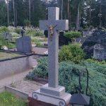Antkapiai  Paminklai kapams  paminklai   iauliuose  plok  t  mis dengti kapai  pig  s paminklai visoje Lietuvoje  granitas foto 150x150 - Vienos dalies paminklai