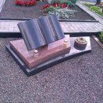Antkapiai  Paminklai kapams  paminklai   iauliuose  plok  t  mis dengti kapai  pig  s paminklai visoje Lietuvoje  granito gaminiai foto 150x150 - Vienos dalies paminklai