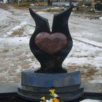 Kauno rajonas paminkl   gamyba  paminklai pardavimas foto 150x150 - Trijų dalių paminklai