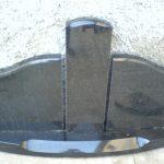 Klaip  dos paminklai  kapas dengtas granito plok  t  mis foto 150x150 - Trijų dalių paminklai