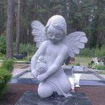 Paminklai Naujoje Akmen  je foto 150x150 - Skulptūros kapams