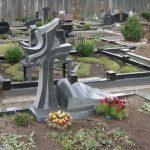 Paminklai Taurag  je  Taurag  s paminklai  granito plok  t  mis dengti kapai foto 150x150 - Trijų dalių paminklai