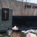 Paminklai Tel  iuose  pig  s paminklai  nebrang  s   emaitijos paminklai kaina foto1 150x150 - Dviejų dalių paminklai