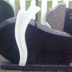 Paminklai  paminklaibiz  Granito gaminiai  antkapiai  paminkl   kainos  plok  t  mis dengti kapai  visi paminklai  pig  s paminklai    iauliai foto 150x150 - Dviejų dalių paminklai
