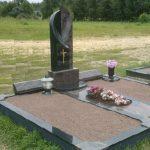 Paminklai  paminklaibiz  Granito gaminiai  antkapiai  paminkl   kainos  plok  t  mis dengti kapai  visi paminklai  pig  s paminklai foto 150x150 - Trijų dalių paminklai