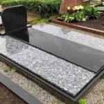 Paminklai Kapo tvarkymas Granito plokstes Kaunas Dvivietis kapas 150x150 - Plokštėmis dengti kapai