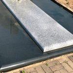 Paminklai Kapo tvarkymas Granito plokstes Vilnius Dvivietis kapas 150x150 - Plokštėmis dengti kapai