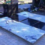 Paminklai Kapu tvarkymas Granito plokstes Kaunas Seimyninis kapas sumazintas 150x150 - Plokštėmis dengti kapai
