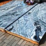 Paminklai Kapu tvarkymas Siauliuose Uzventis Joniskis Wiscont White 150x150 - Plokštėmis dengti kapai