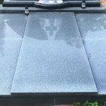 Granito plokštės kapų tvarkymas 150x150 - Plokštėmis dengti kapai