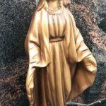 Marija Bronzinė kapams 150x150 - Skulptūros kapams