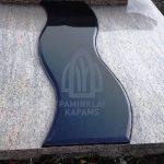 Paminklai Kapu tvarkymas Dvivietis kapas Klaipedoje Granito plokstes dengti kapai 3D 150x150 - Plokštėmis dengti kapai