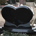 Paminklai kapu tvarkymas granito ploštės kapo dengimas plokstemis Panevežys 150x150 - Vienos dalies paminklai