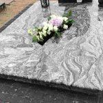 Paminklai kapu tvarkymas granito plostes Raseiniuose 150x150 - Plokštėmis dengti kapai