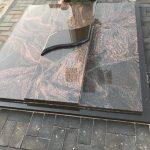 Paminklai akmene Kapu tvarkymas Akmeneje Granito plokstes Akmeneje 150x150 - Plokštėmis dengti kapai